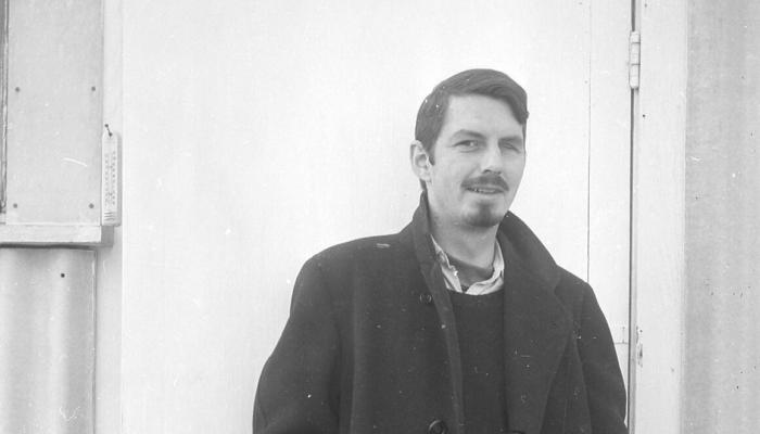 Portrait de Robert Creeley