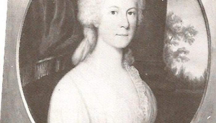Portrait de Anna Laetitia Barbauld