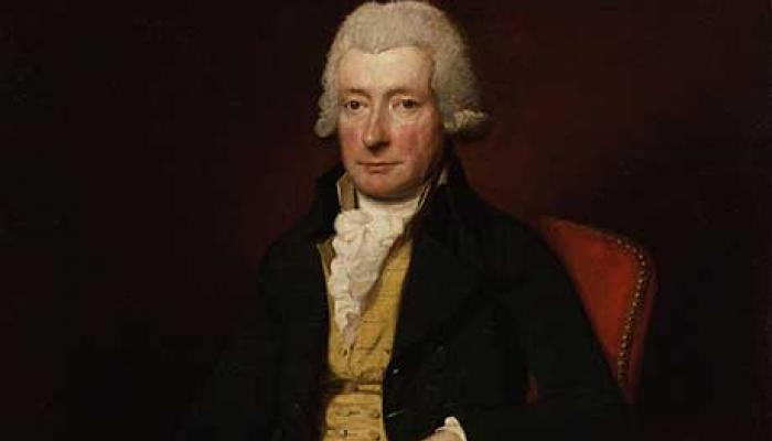 Portrait de William Cowper