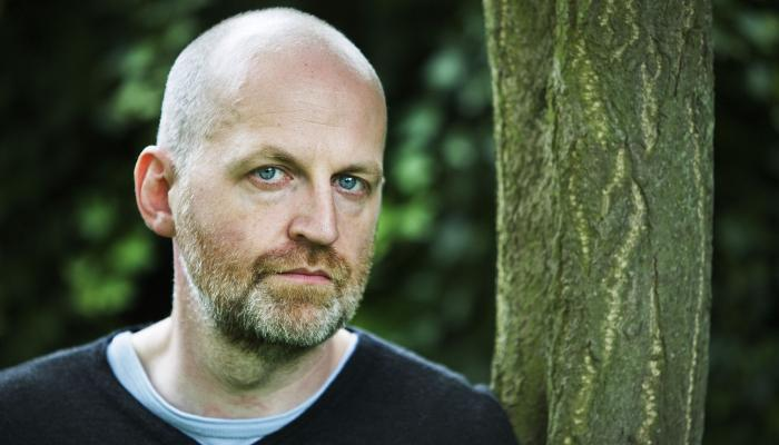 Portrait de Don Paterson