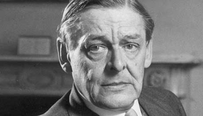 Portrait de T. S. Eliot