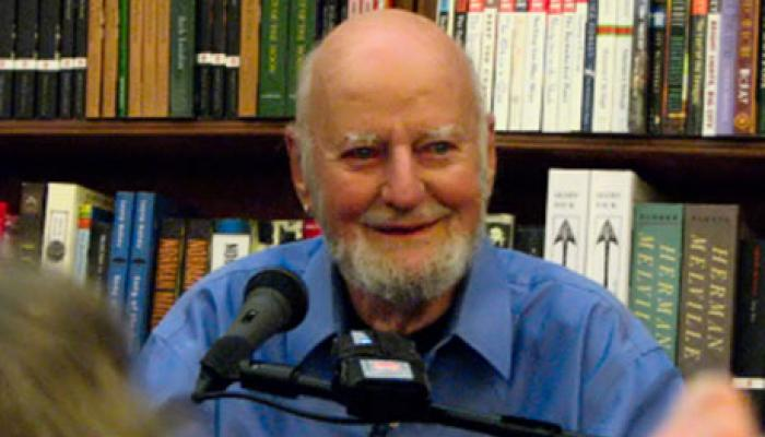 Portrait de Lawrence Ferlinghetti