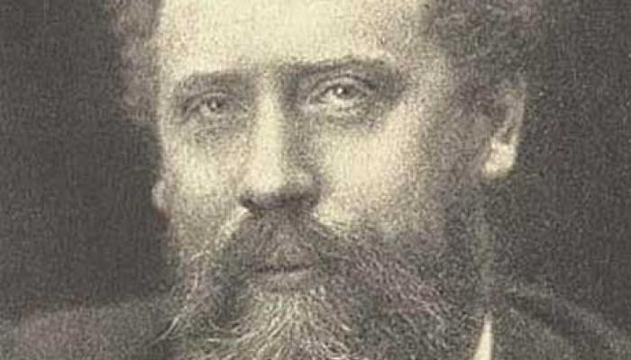 Portrait de William Ernest Henley