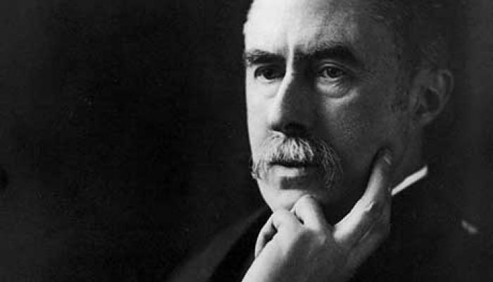 Portrait de A. E. Housman