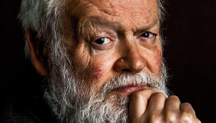 Portrait de Michael Longley