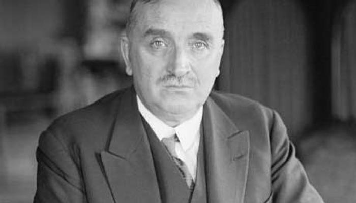 Portrait de Paul Claudel