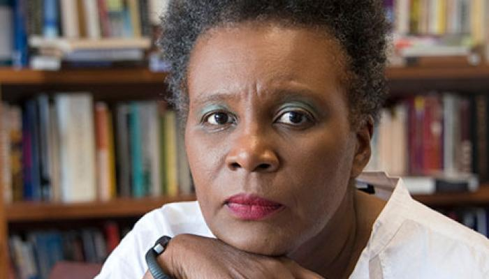 Portrait de Claudia Rankine
