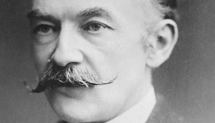 Portrait de Thomas Hardy