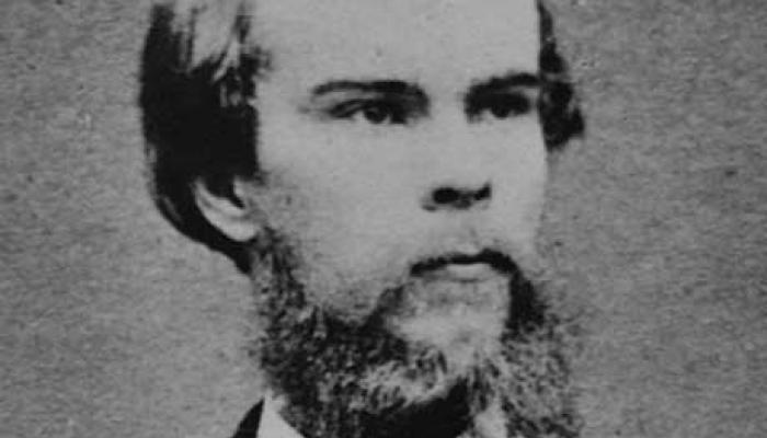 Portrait de Paul Verlaine