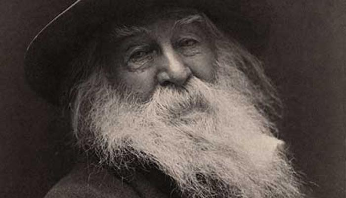Portrait de Walt Whitman