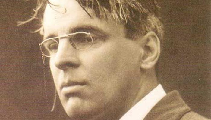 Portrait de William Butler Yeats