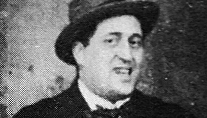 Portrait de Guillaume Apollinaire