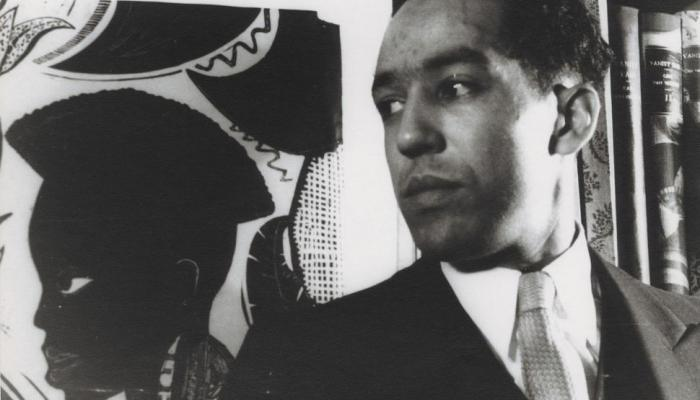 Portrait de Langston Hughes