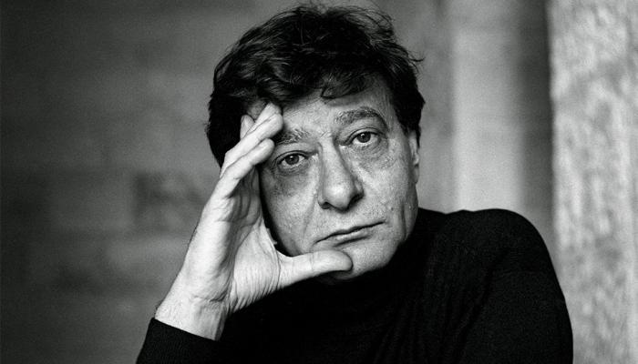Portrait de Mahmoud Darwish